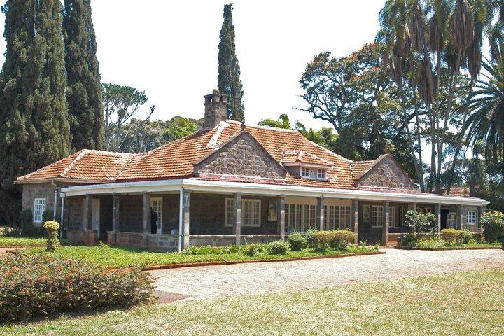 Resultado de imagen de karen blixen museum nairobi