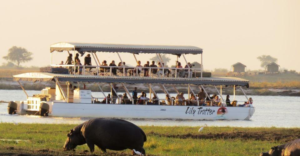 Resultado de imagen de river cruise chobe